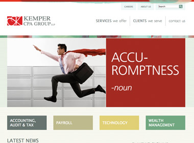 Kemper CPA Website