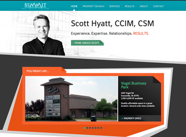 Scott Hyatt website